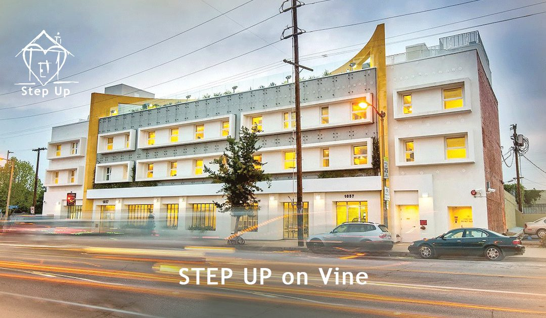 Step Up On Vine Featured As Shining Example
