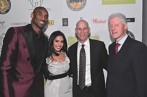 Honor Kobe Bryant's legacy through the charities he supported
