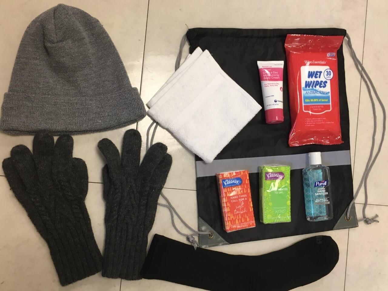 Enhanced Hygiene Kit