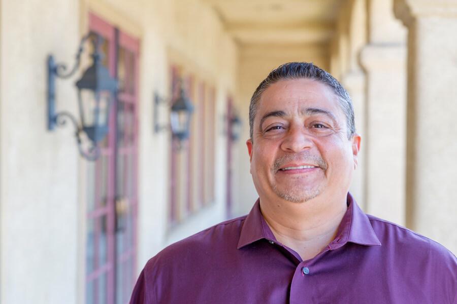 Eddie Estrada — VP of Inland Empire Housing First Program