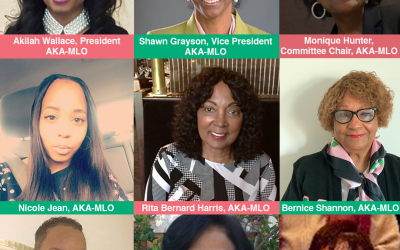 COMMUNITY PARTNER SPOTLIGHT: ALPHA KAPPA ALPHA SORORITY, INC.