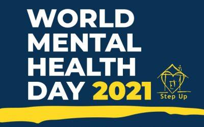 CELEBRATING WORLD MENTAL HEALTH DAY!